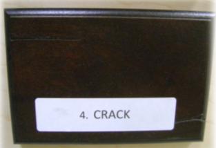 crack distressing element