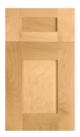 Deslaurier's Canfield door style