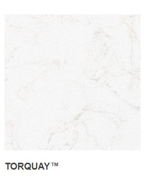 Torquay quartz by Cambria.