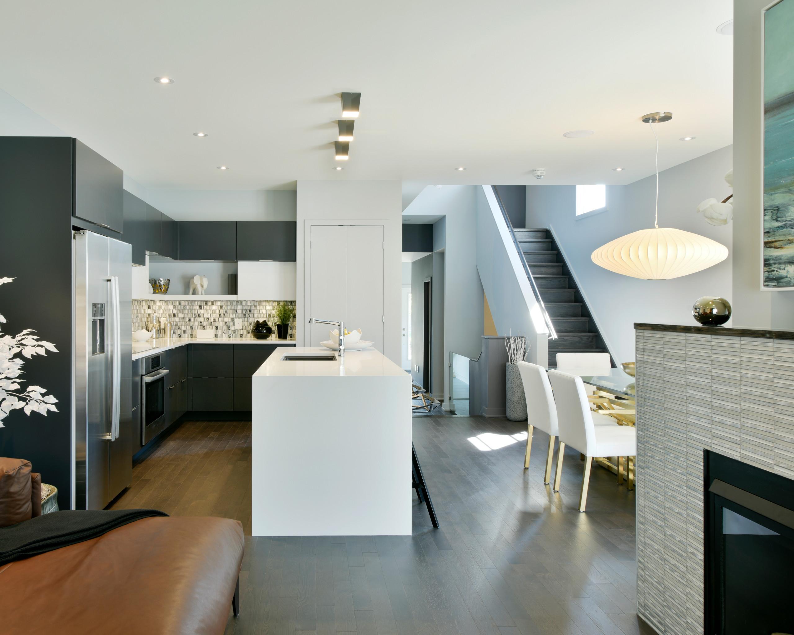 A Deslaurier kitchen design and installation