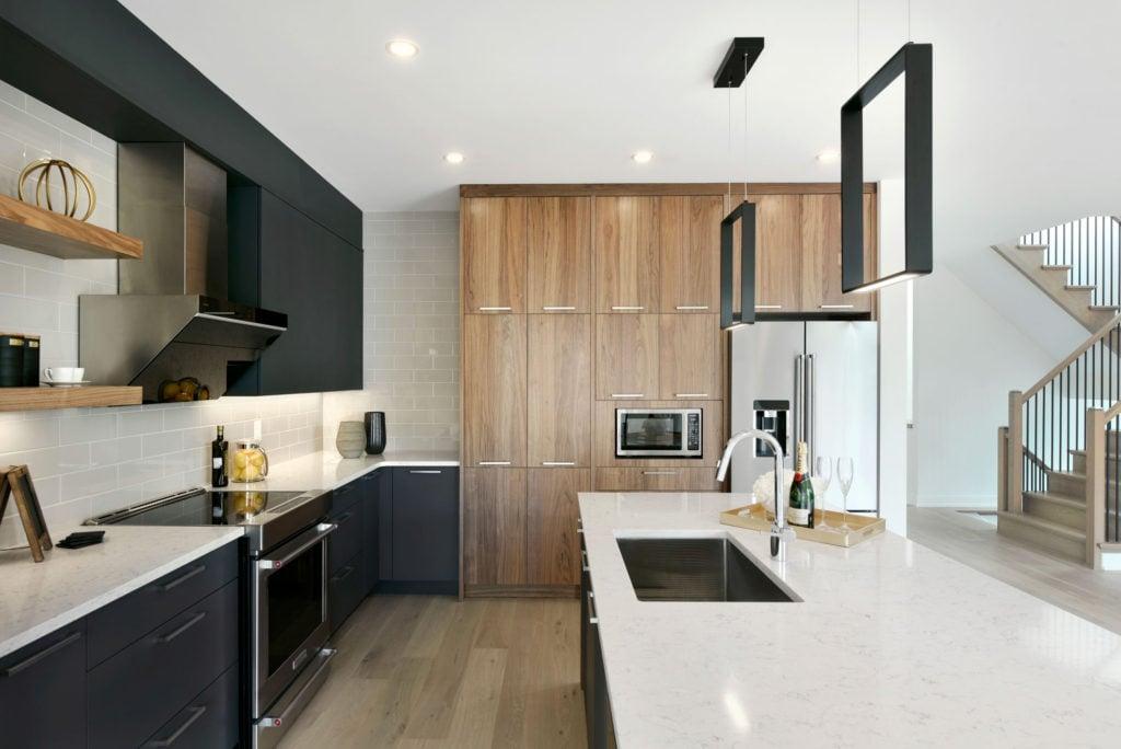 A Deslaurier kitchen showcase